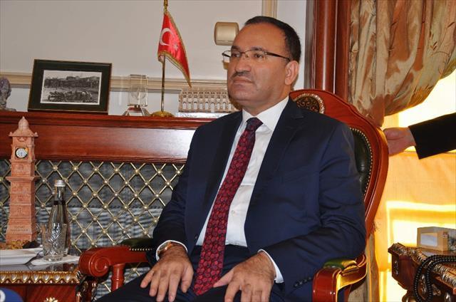 Bakan Bozdağ: Türkiye olarak Hristiyan terörü demedik