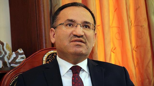 Adalet Bakanı Bozdağ: Suçluların iadesi konusunda aynı ile mukabele edilecek
