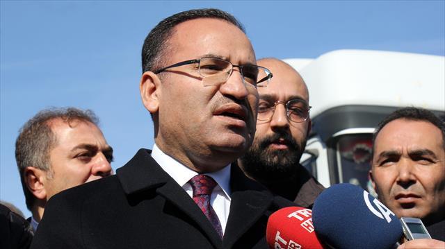 Adalet Bakanı Bozdağ: BM üzerine düşeni yapsaydı Suriye'deki katliam son bulurdu