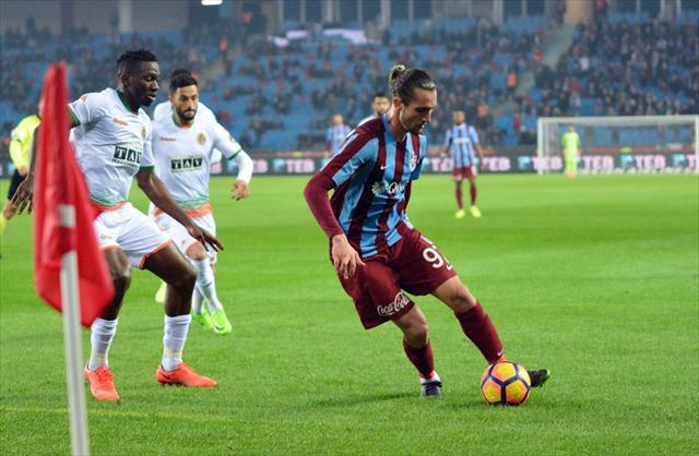 Trabzon seriyi bozdu