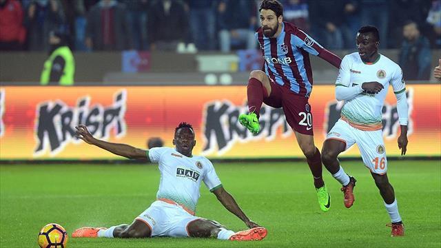 Trabzon'da gol çıkmadı