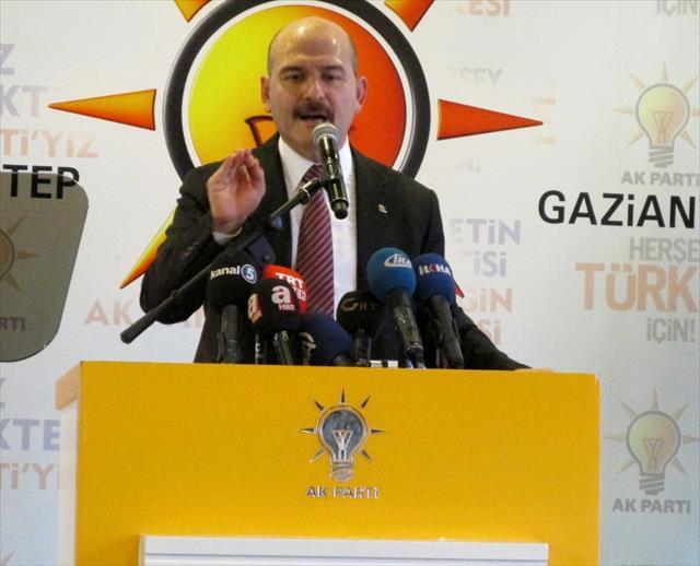Bakan Soylu: AK Parti sadece siyasi parti olsaydı...