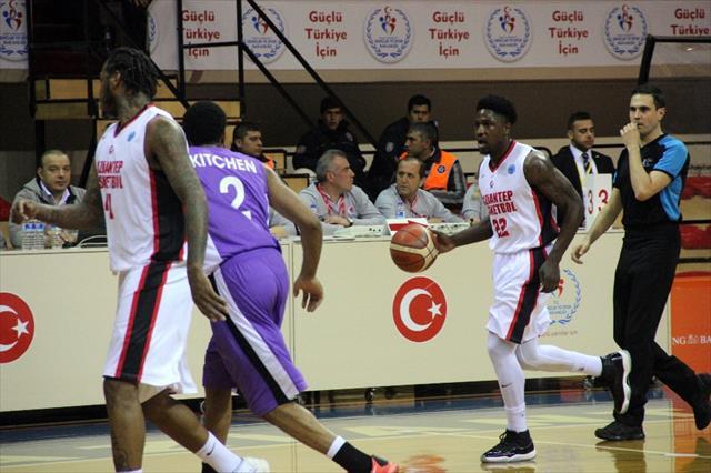 Gaziantep Basketbol Avrupa'ya veda etti