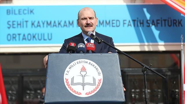 İçişleri Bakanı Soylu: Bu ülkede kardeşin kardeşle hiçbir meselesi yoktur