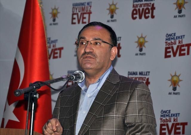 Bakan Bozdağ: Türkiye'nin bu sistemi değiştirmesi şarttır