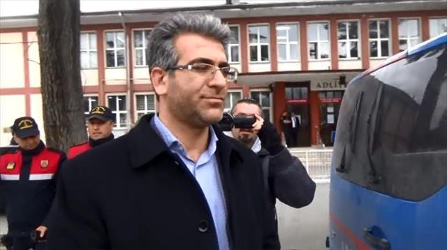 HDP'li vekil otelde gözaltına alındı