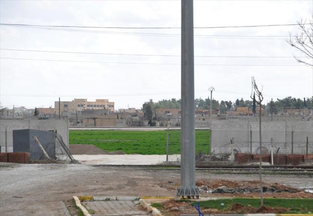 Suriye sınırındaki 4 güvenlik duvarı kaldırıldı