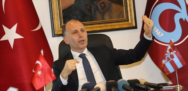 Usta: Trabzon'da bir tarih yazıldı