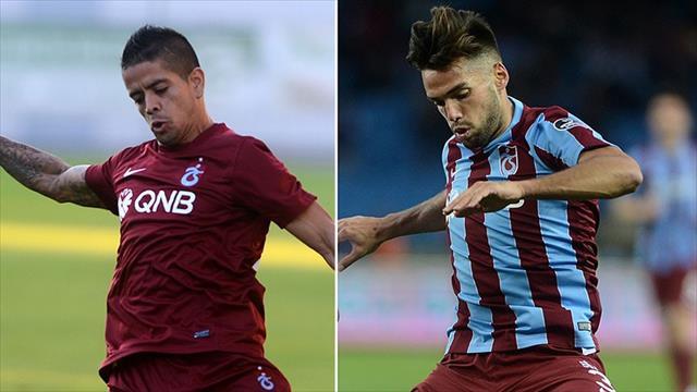 Trabzonspor'da iki farklı Arjantinli