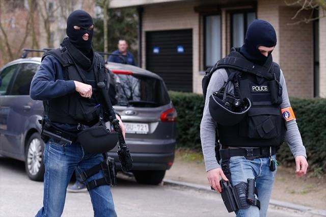 Belkçika'daki saldırgan alkollü çıktı