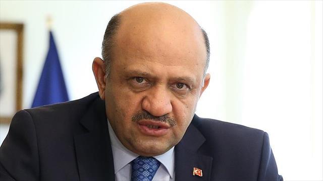 Milli Savunma Bakanı Işık: YPG ile iş birliği yapılmasını Türkiye olarak kabul etmiyoruz