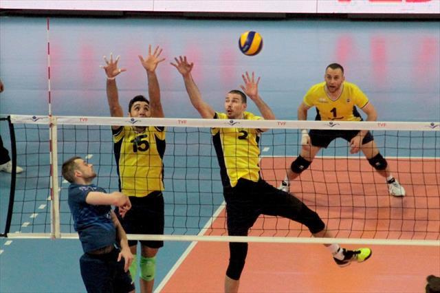Halkbank, Fenerbahçe'ye acımadı