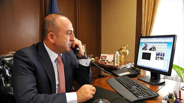 Dışişleri Bakanı Çavuşoğlu Bulgar mevkidaşı ile telefonda görüştü