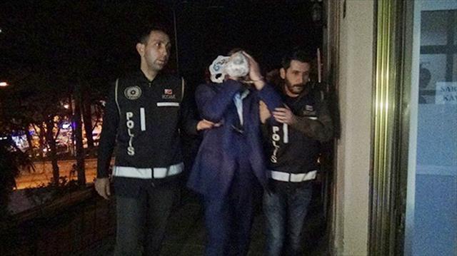 Savcının itirazı üzerine gözaltına alınan 3 kişi FETÖ'den tutuklandı