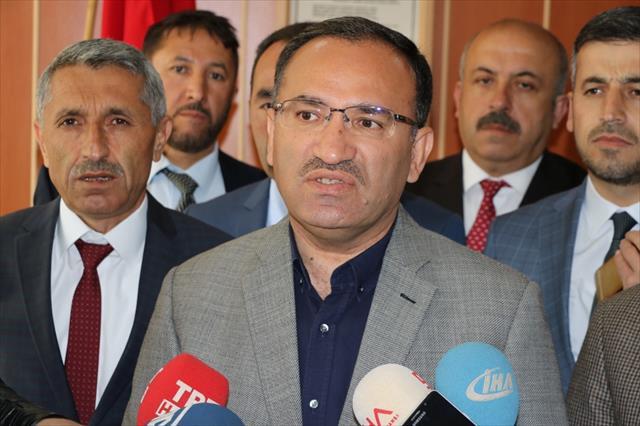CHP'li Özkan'ın polise hakareti büyük bir ahlaksızlık