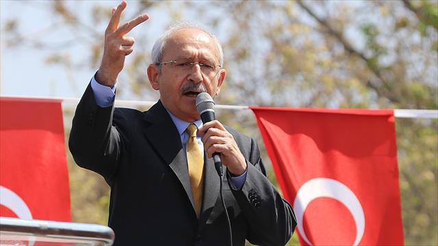 Kılıçdaroğlu: Hep birlikte demokrasiyi güçlendirmek için mücadele edeceğiz