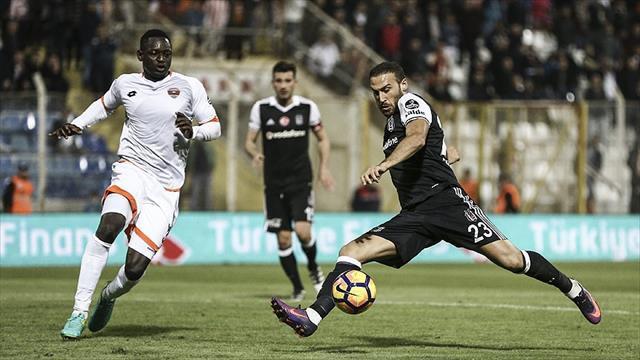 Lider Beşiktaş'ın konuğu Adanaspor