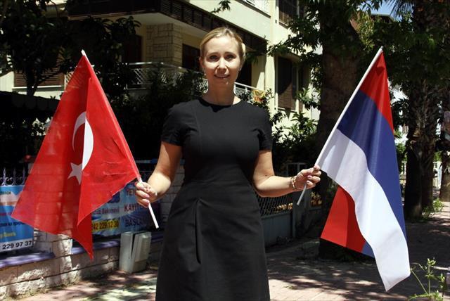 Türkiye'nin 90 günlük vize müjdesi Rusları sevindirdi