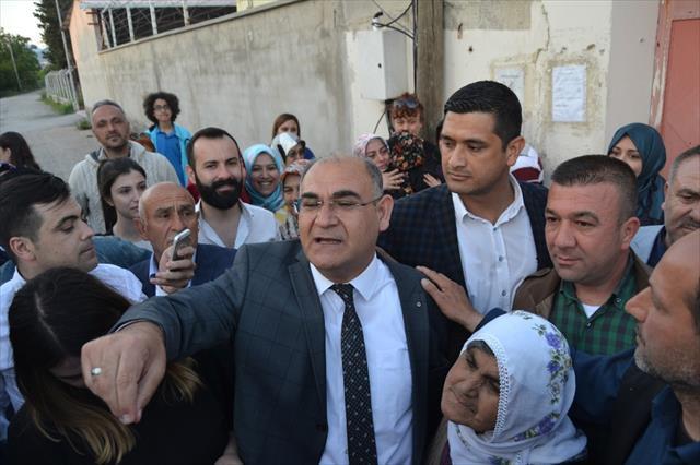 FETÖ'den tutuklanan eski Belediye Başkanı tahliye oldu