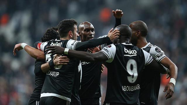 Beşiktaş, şampiyonluğa bir adım daha yaklaştı
