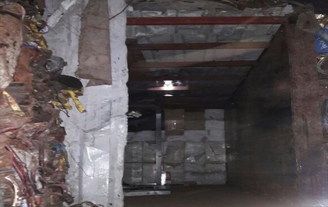 Adana'da 236 bin 500 paket kaçak sigara ele geçirildi