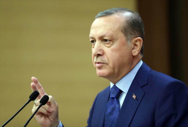 Erdoğan Tayland Büyükelçisi Chirapant'ı kabul etti