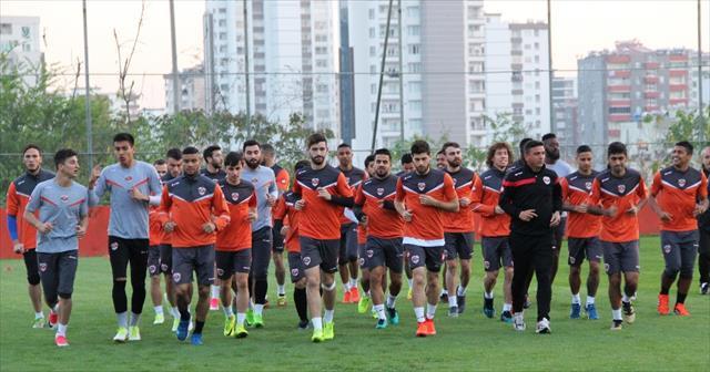 Adanaspor, Antalyaspor maçı hazırlıklarına başladı