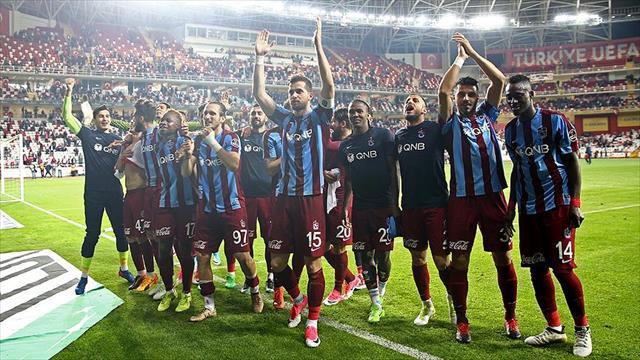 Trabzonspor'da forvetler ikinci yarıda açıldı
