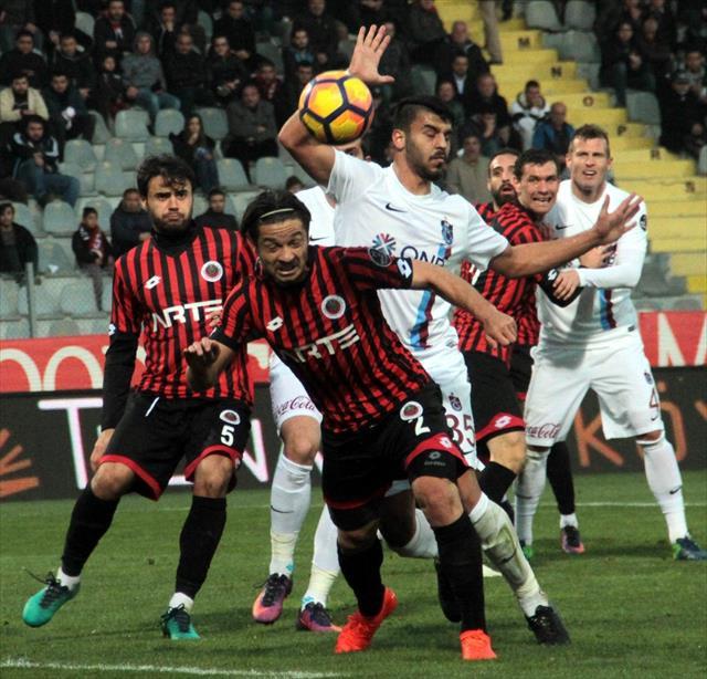 Trabzonspor ile Gençlerbirliği 79. randevuda