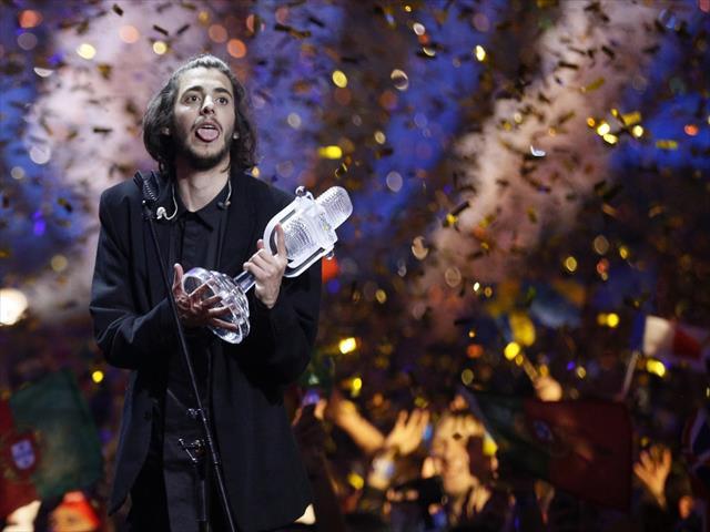 Portekiz'in Eurovision'da ilk birinciliği