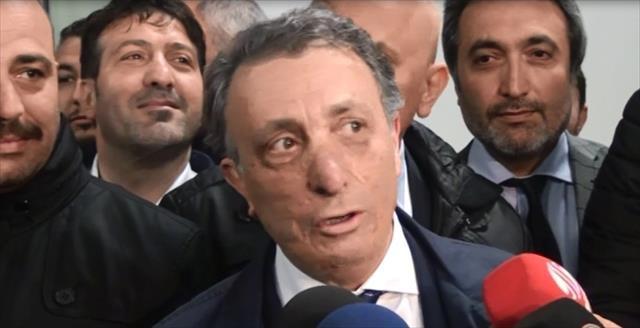 Beşiktaş ikinci Başkanı'ndan 3 yıldızlı forma siparişi açıklaması