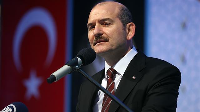 İçişleri Bakanı Soylu: Terör operasyonları yoğunlaşacak