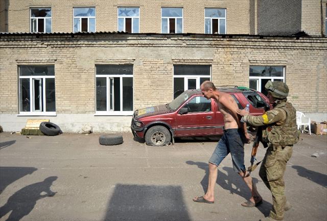 Çatışmalar Ukrayna'ya 50 milyar dolarlık zarar getirdi