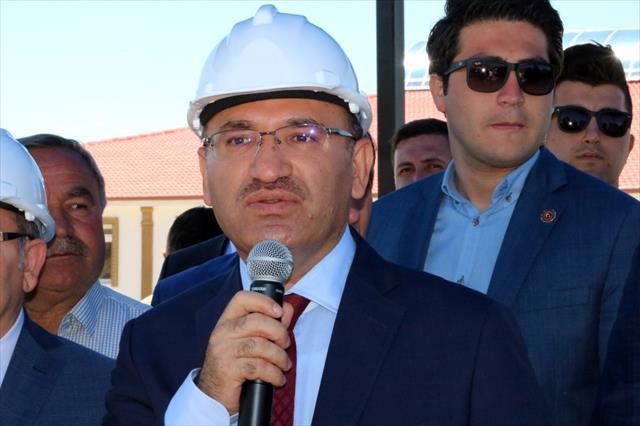 Bakan Bozdağ: Türkiye'nin 81 ilinde faaliyete geçecek