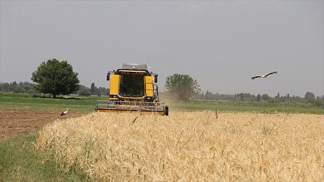 Çiftçilerin 'ortakları' görev başında
