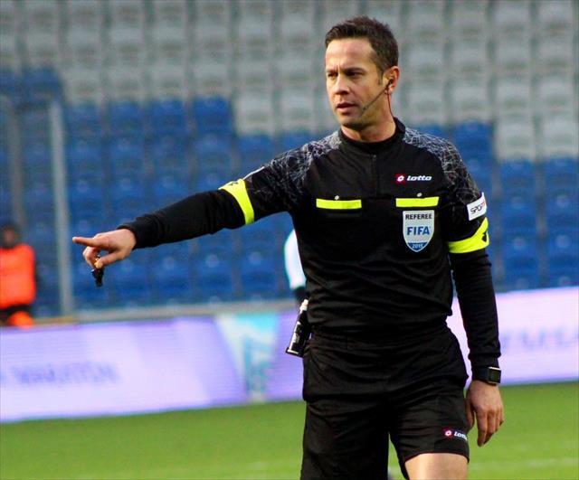 Milan maçını Halis Özkahya yönetecek