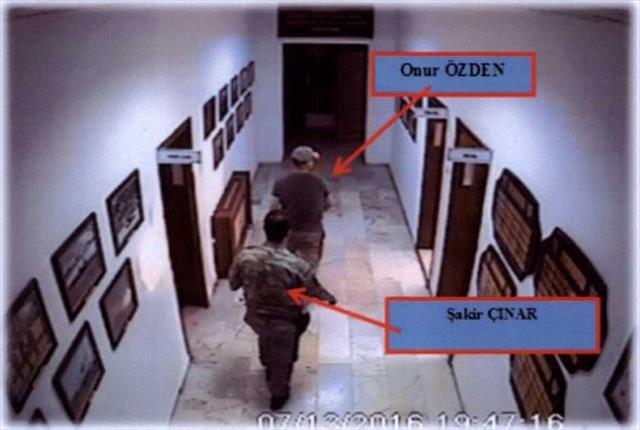 İBB iddianamesinde sanıkların karargahtaki görüntüleri de yer aldı