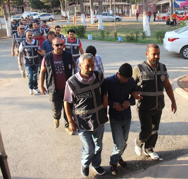 9 ilde 36 sahte polis yakalandı