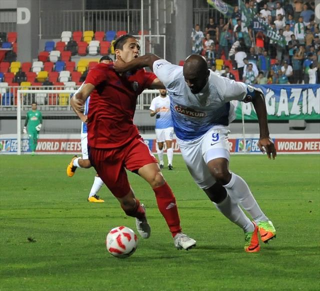 7 gollü maç Çaykur Rizespor'un