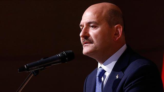 İçişleri Bakanı Soylu: Güvenlik güçlerimiz bir tek vatandaşımıza halel getirmemiştir
