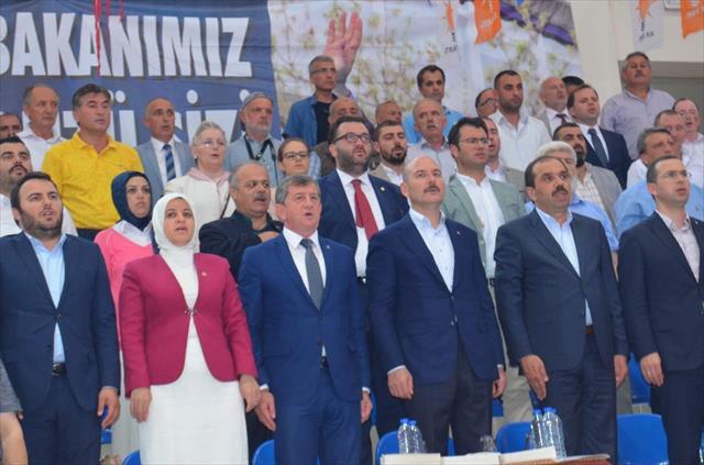 """Türkiye'de FETÖ ile mücadelede iyi gidiyoruz"""""""