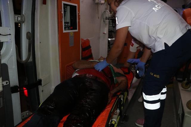 Restoranda silahlı kavga: 2 ölü, 3 yaralı