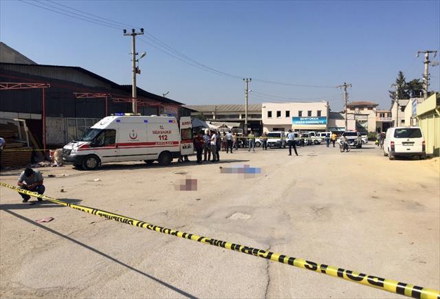 Adana'da polis dehşeti: 3 ölü !