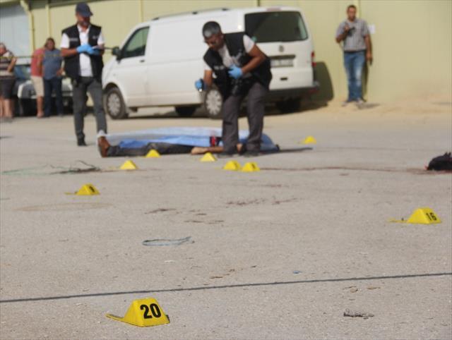 Polisin katlettiği 3 kişinin yakınları feryat etti