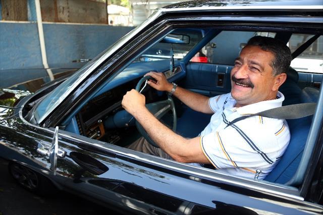 Liderlerin klasik otomobili Cumhurbaşkanı Erdoğan'ı bekliyor