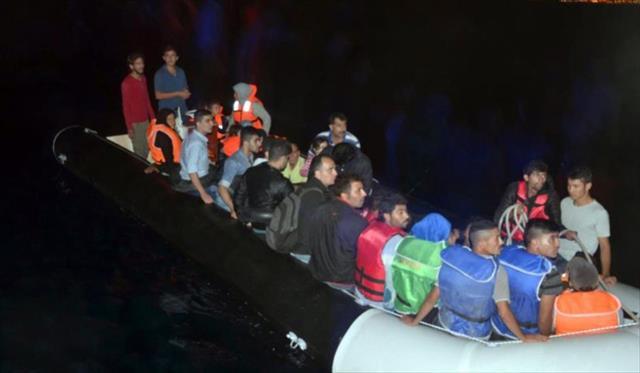 Alman uyruklu insan kaçakçısı yakalandı