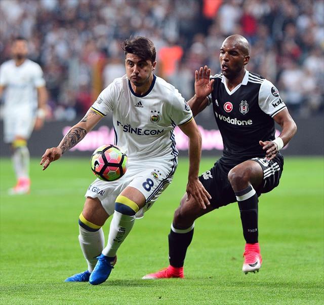 Fenerbahçe ve Beşiktaş 345. randevuda