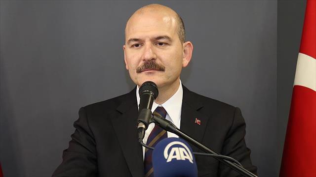 İçişleri Bakanı Süleyman Soylu: Terör örgütü çırpınıyor, yeni eleman devşiremiyor