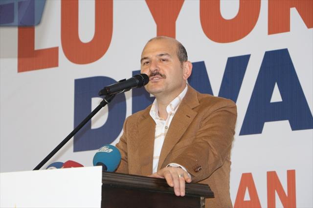 Bu coğrafyada Türkiye'nin hakimiyetini engelleyemeyeceksiniz