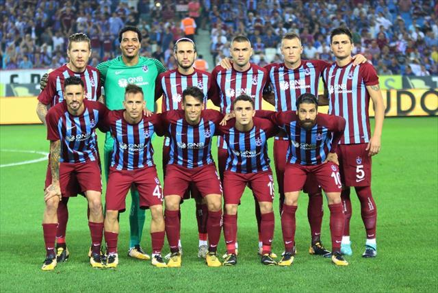 Trabzonspor bir ileri bir geri